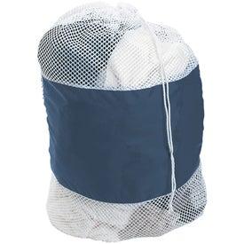 Advertising Mesh Laundry Bag