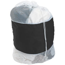 Company Mesh Laundry Bag