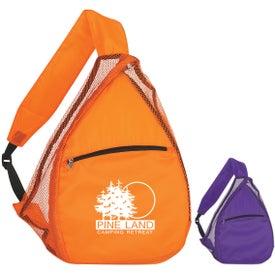 Mesh Sling Backpack