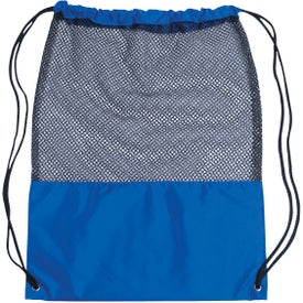 Personalized Mesh Sports Pack Giveaways