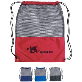 Nylon Mesh Sports Pack for Your Company