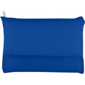 Customized Mesh Vanity Bag