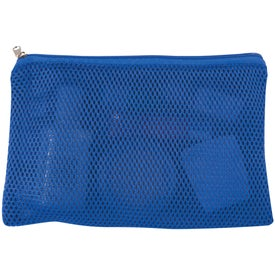 Customized Mesh Vanity Bag
