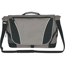 Advertising Polyester Messenger Bag