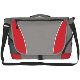 Polyester Messenger Bag with Your Logo