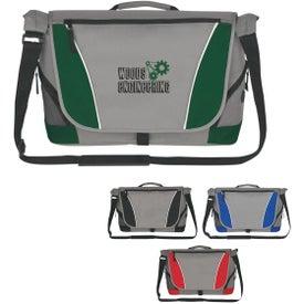 Custom Polyester Messenger Bag