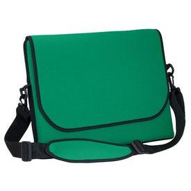 Customized Messenger Bag Style Laptop Sleeve