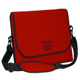 Messenger Bag Style Laptop Sleeve