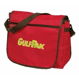 Adjustable Messenger Bag with Your Slogan