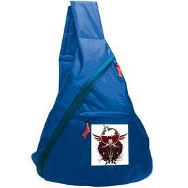 Messenger Sling Bag for Advertising