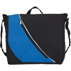 Imprinted Messenger Bags