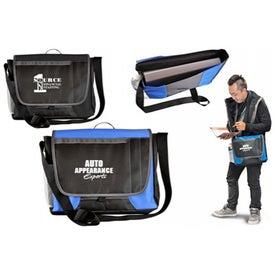 Durable Messenger Bag for Advertising