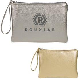 Metallic Divine Cosmetic Bag
