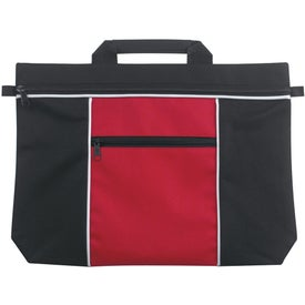 Metro Document Bag Printed with Your Logo