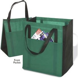 Monogrammed Metro Enviro Shopper