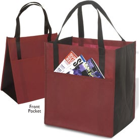 Imprinted Metro Enviro Shopper