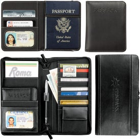 Metropolitan Deluxe Travel Wallet
