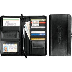 Metropolitan Deluxe Travel Wallet for Your Church