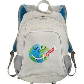 Imprinted The Mia Sport Compu-Backpack