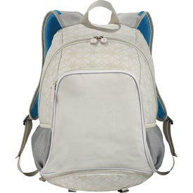 The Mia Sport Compu-Backpack Branded with Your Logo