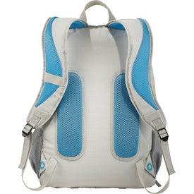 Printed The Mia Sport Compu-Backpack