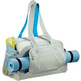 Mia Sport Duffel Bag for Customization