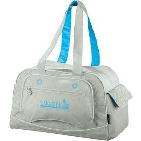 Customized Mia Sport Duffel Bag
