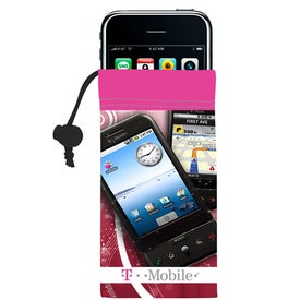 Micro Fiber Camera Cell Phone Pouch