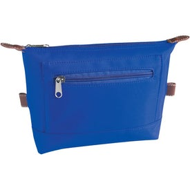 Microfiber Cosmetic Bag Imprinted with Your Logo