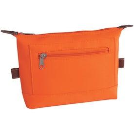 Microfiber Cosmetic Bag for Marketing