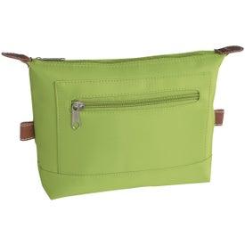 Personalized Microfiber Cosmetic Bag