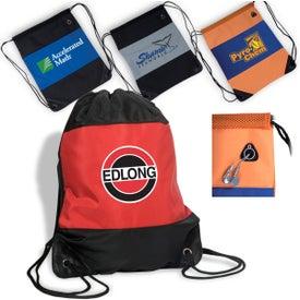 Microfiber String Backpack