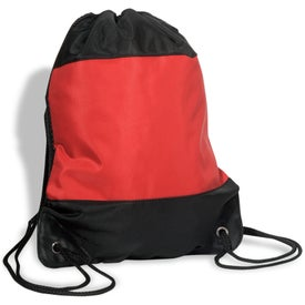 Microfiber String Backpack for Advertising