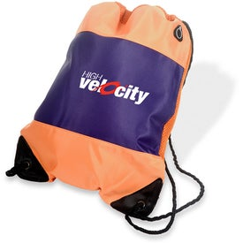 Microfiber String Backpack for Advertising