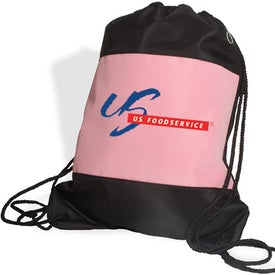 Microfiber String Backpack for your School