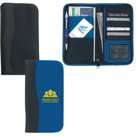Microfiber Travel Wallet