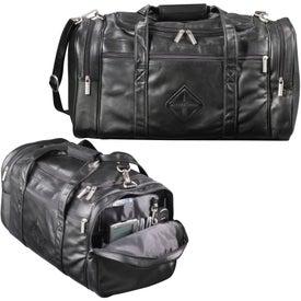 "Millennium Leather 20"" Duffel"