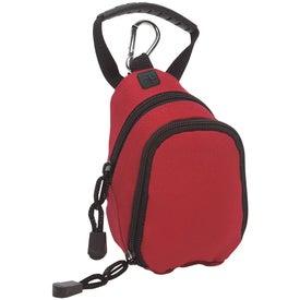 Printed Mini Backpack
