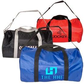 Customized Mini Duffel Bag