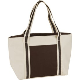 Branded Mini-Tote Lunch Bag
