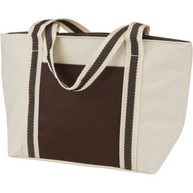 Mini-Tote Lunch Bag Branded with Your Logo