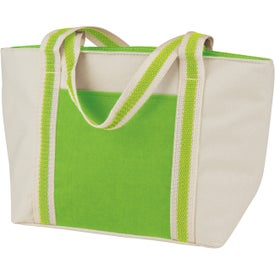 Mini-Tote Lunch Bag Imprinted with Your Logo