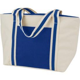 Imprinted Mini-Tote Lunch Bag