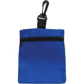 Mini Zippered Non Woven Bag for Marketing