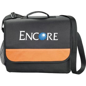 Personalized The Mission Messenger Bag