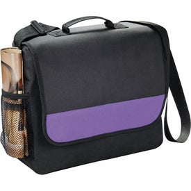 The Mission Messenger Bag for Your Company
