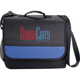 The Mission Messenger Bag for Advertising