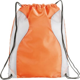 Monroe Cinch Bag for Marketing