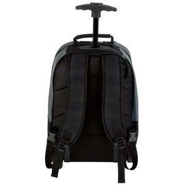 Printed Montana Trolley Backpack