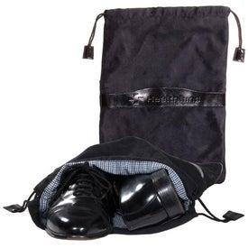 Customized Montauk Sueded Shoe Bag